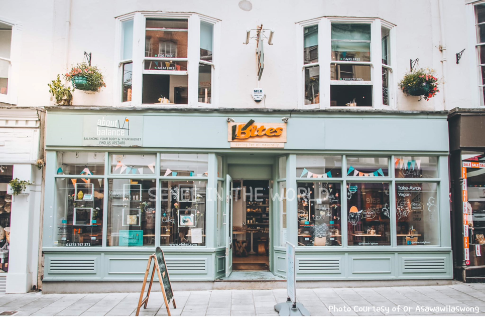 Pretty Shop, Brighton