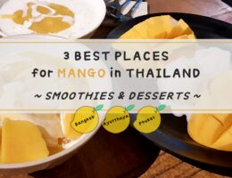 3 Best Places for Mango Smoothies & Desserts in Thailand - Sehee in the World - Facebook